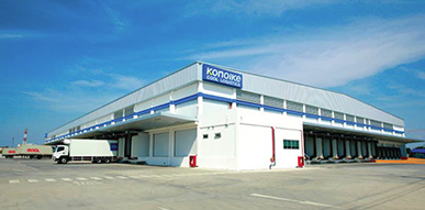 We operate warehouses located in China, Southeast Asia and North America to support clients' global business.