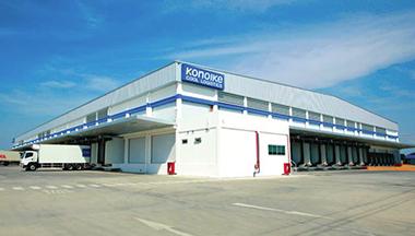 Southeast Asia Logistics services KONOIKE TRANSPORT