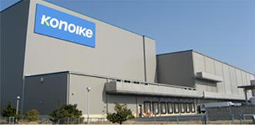 全国各地域に営業倉庫・物流センターを保有。検品や値札付け、梱包などの流通加工業務も倉庫内で実施。お客さまのニーズに柔軟に対応。