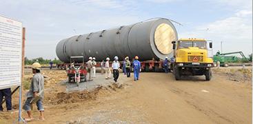 解体・輸送・据付・試運転など、工場設備移設に関わるあらゆる作業を一貫して請け負うことで、高品質で安全・安心な作業を提供。