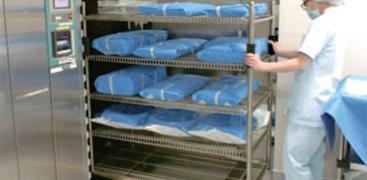 【医療機関さま向け】滅菌代行や手術室補助で、業務効率化を支援。全国10カ所に院外滅菌センターを保有し、全国の医療機関にサービスを提供。