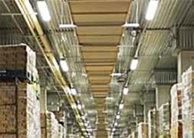 職場環境改善への取り組み。使用電力削減にも寄与