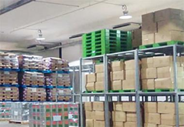 日本品質を海外でもご提供。<br>食品の入出庫・保管・流通加工サービス