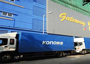 日本品質を海外でもご提供。<br>アパレル製品の入出庫・保管・流通加工サービス